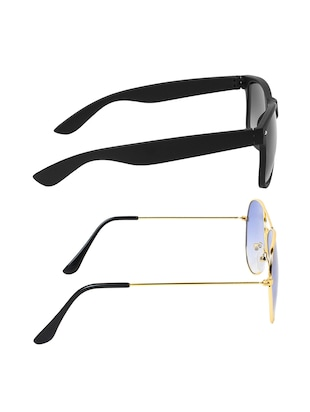 Abner Combo of two sunglasses - 14480664 - Standard Image - 4