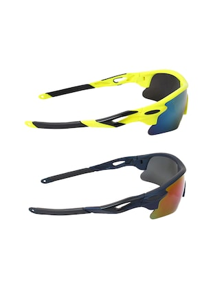 Abner Combo of two sunglasses - 14480669 - Standard Image - 4