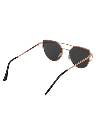 Abner Oversized Around Unisex Sunglasses - 14492229 - Standard Image - 4
