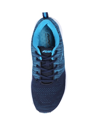 Furo By Red Chief  Blue Running Shoes  - 14494337 - Standard Image - 4
