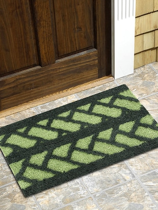 Set of 2 Soft & Anti-Slip Door Mat with Bath Mat - 14497237 - Standard Image - 4