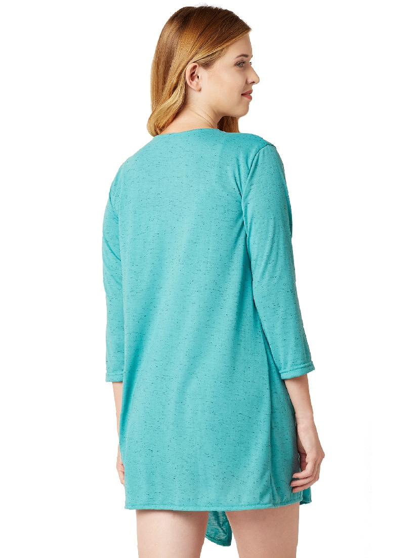 64463ab6d1f Buy Blue Cotton Shrug for Women from Miss Chase for ₹636 at 56% off | 2019  Limeroad.com