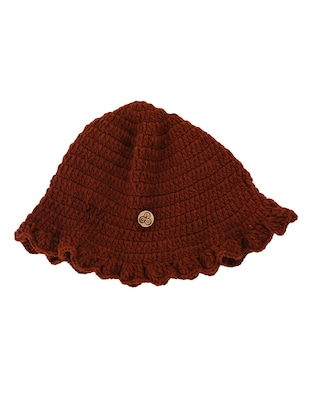 red cotton cap - 14502393 - Standard Image - 4