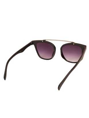 Arzonai Fashion MA-003-S2 Unisex Retro Square Sunglasses - 14503600 - Standard Image - 4