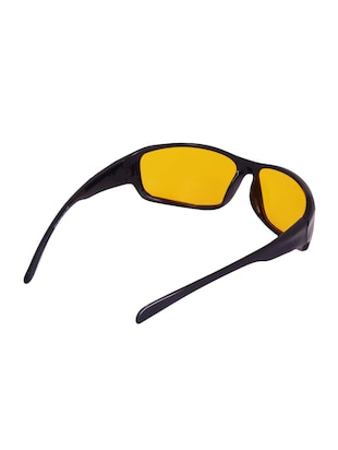 Hipe Unisex Wrap Around Frame Sunglasses - 14530295 - Standard Image - 4