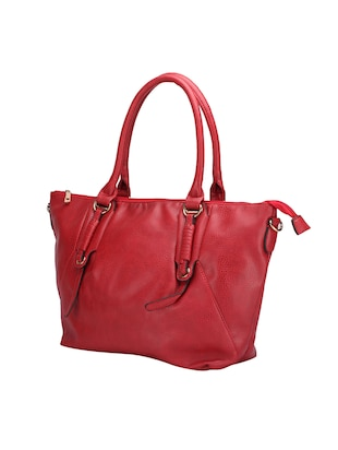 red regular handbag - 14535553 - Standard Image - 4