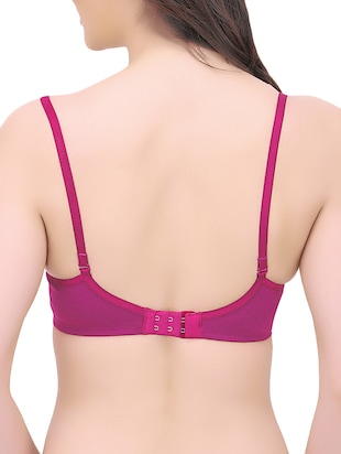 Set of 2 multi colored bras - 14544175 - Standard Image - 4