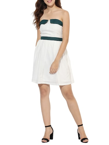 e37998b986d Buy Green Georgette Tube Dress for Women from Cj15 for ₹912 at 37% off