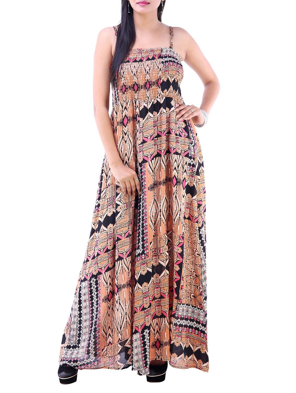 Multi Colored Dress
