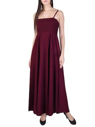 Long Dresses - Buy Designer Long Dresses for Girls Online In India