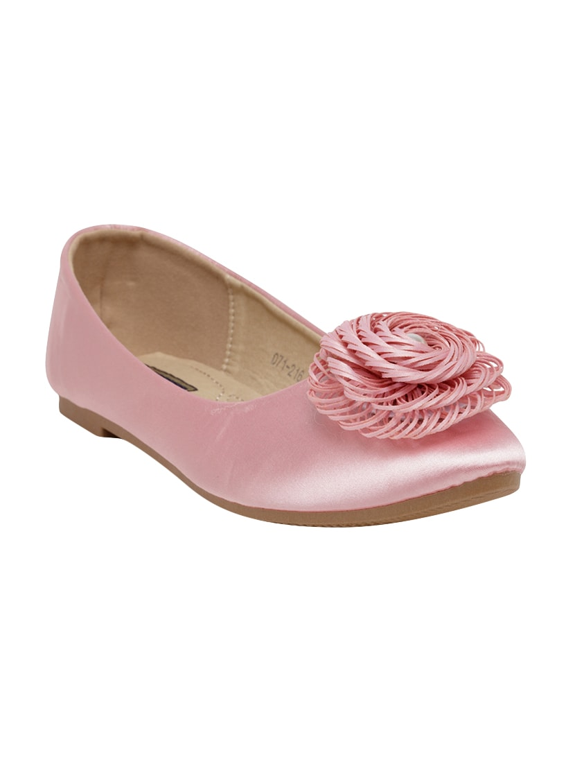 ea4a6bbaa0dd ... pink faux leather slip on ballerina tn3. Explore this look Hover over  image to zoom
