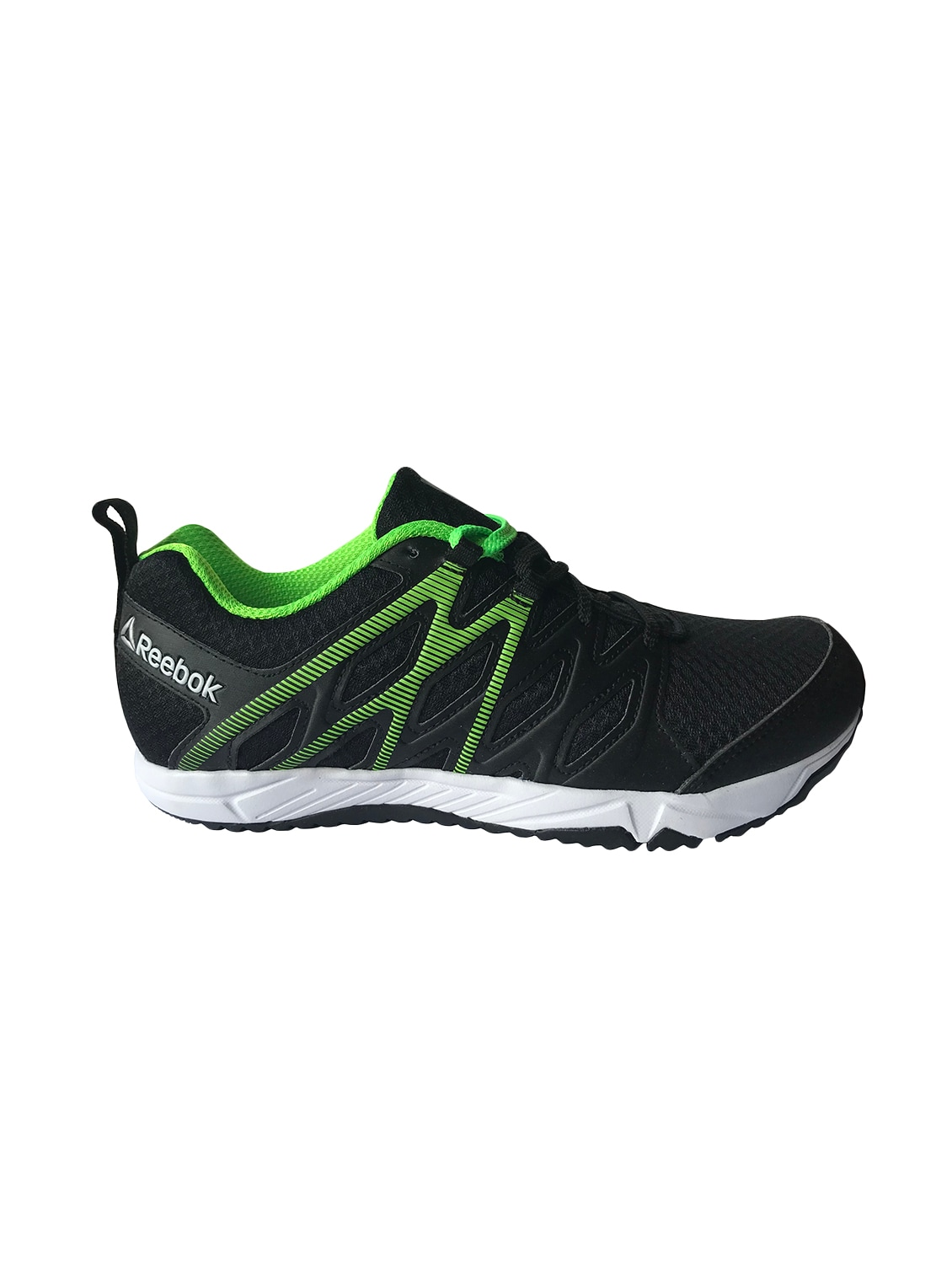 36c3bb95868 Buy Black Mesh Sport Shoe by Reebok - Online shopping for Sport Shoes in  India