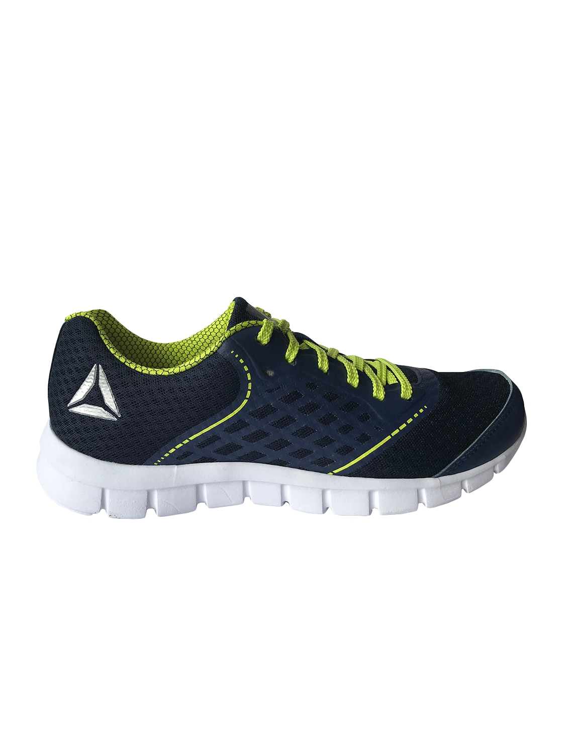 cc7595174573b4 Buy Navy Mesh Sport Shoe by Reebok - Online shopping for Sport Shoes in  India