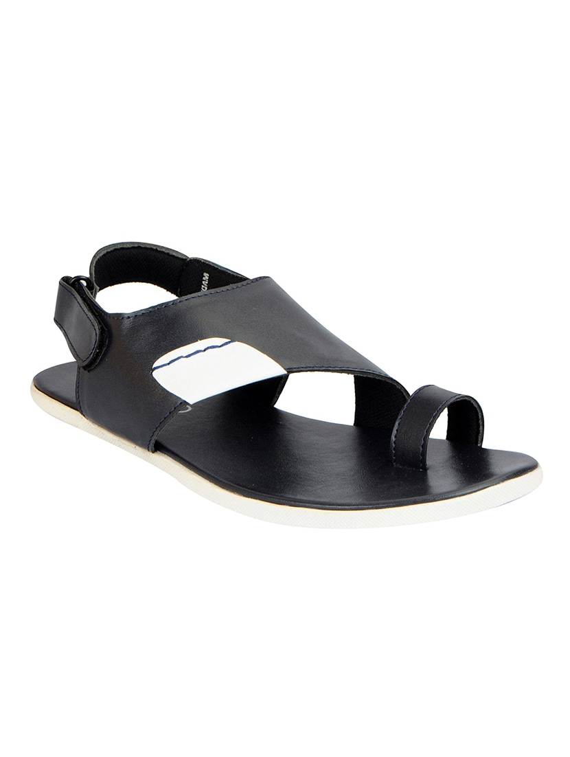 9ae655350f8 Buy Blue Leatherette Back Strap Sandals by Fausto - Online shopping for  Sandals in India