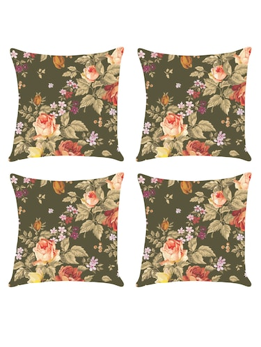 Digital printed cushion covers Set of 4 - 14767562 - Standard Image - 1