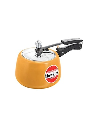 Mustard Yellow 5L Pressure Cooker -  online shopping for Pressure Cookers