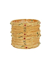 multi metal bangle -  online shopping for Bangles