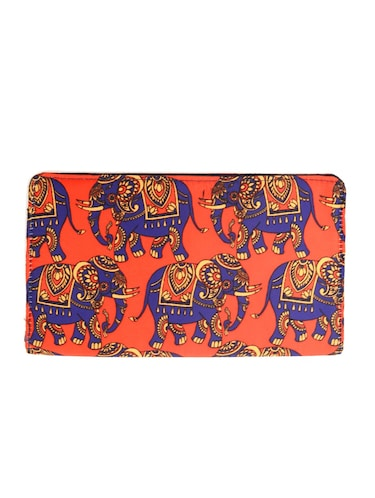 ec6a0cbab Buy Red Polyester Wallet by Toniq - Online shopping for Wallets in India
