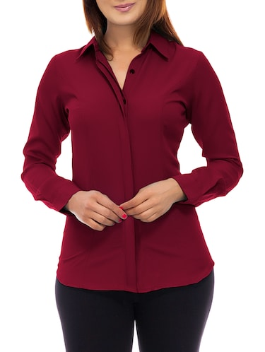 a353683622e Shirts For Women - Upto 70% Off