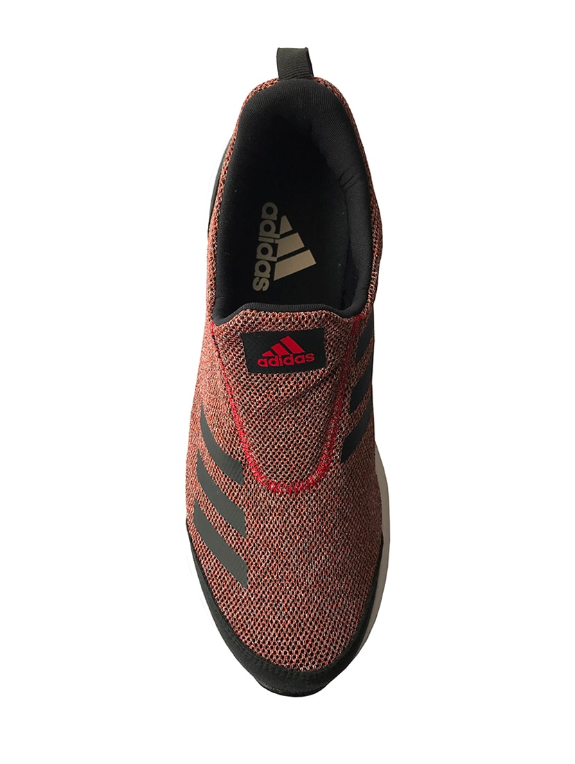 f8cdc885e05 Buy Red Mesh Slip On Sport Shoe by Adidas - Online shopping for ...