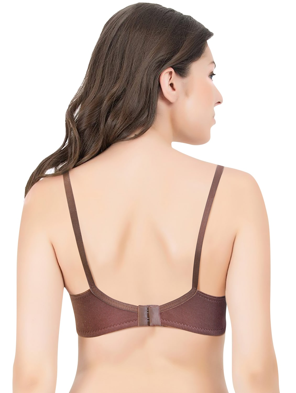 0ff3fec1e4b5 Buy Set Of 2 Multi Colored Cotton Bras for Women from Libra for ₹410 at 0%  off | 2019 Limeroad.com