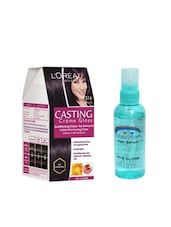 Pink Root Hair Serum, L'Oreal Paris Casting No. 316 Plum Pack of 2 -  online shopping for beauty sets and combos