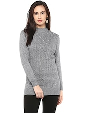 Kazo Pullovers - Buy Pullovers for Women Online in India  333a5e271