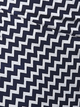 multi colored chevron print palazzo - 14894694 - Standard Image - 4