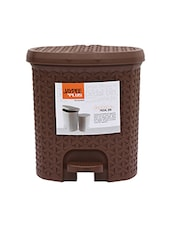 Dispose all small Brown,5 L -  online shopping for Wastebins