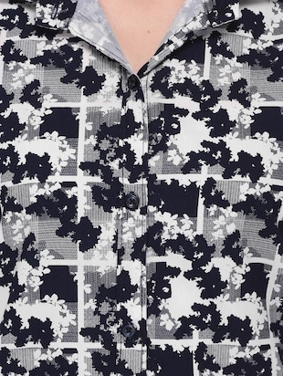 black printed cotton shirt - 14907180 - Standard Image - 4
