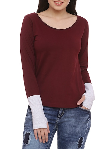 T Shirts for Women - Upto 70% Off  c10765870