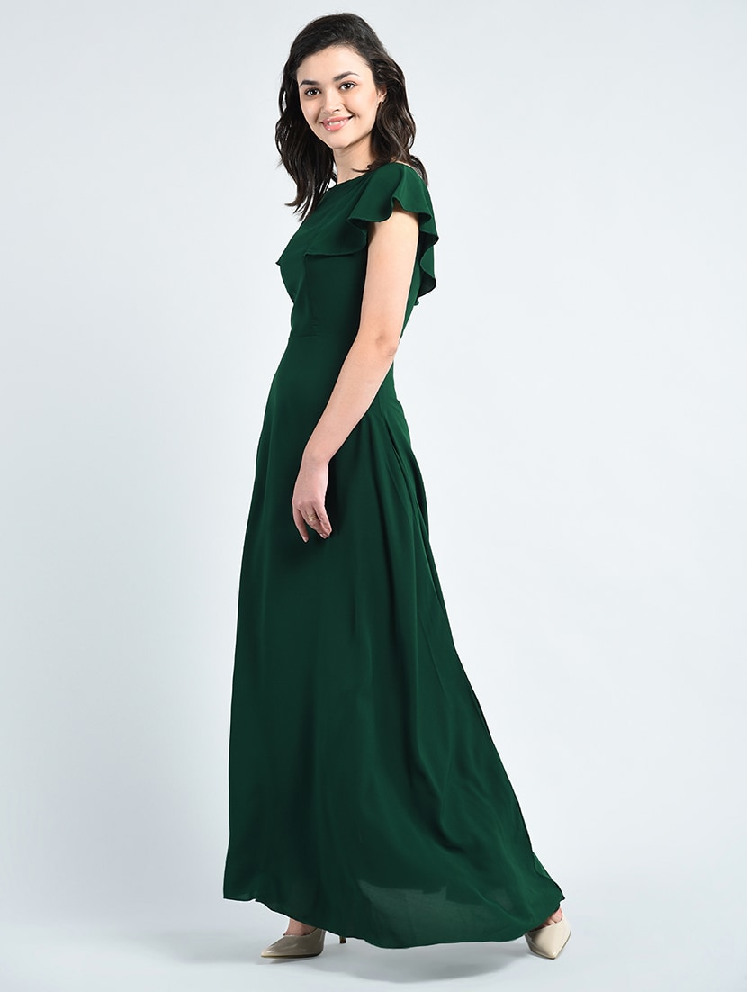 88d24e14c Buy Boat Neck Gown Dress for Women from Lady Stark for ₹800 at 76 ...