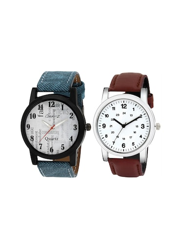 GEN-Z Combo of two Social and Classic Watches