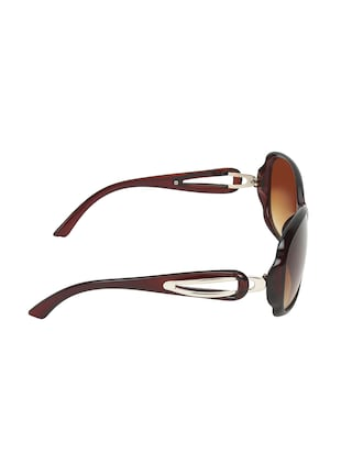 Zyaden Brown sunglasses for women 431 - 14923946 - Standard Image - 4