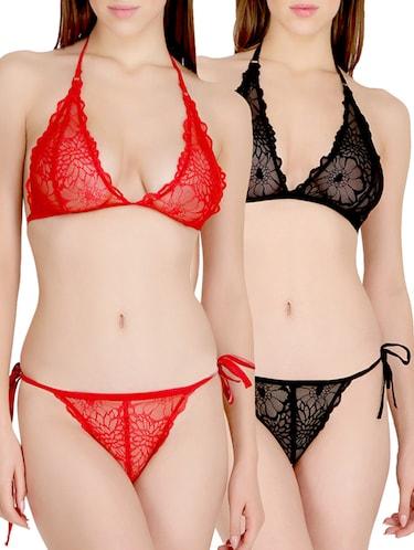 33de1b2c0 Bra   Panty Set For Women - Upto 70% Off