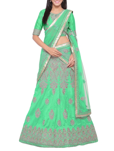0273448609b Crop top Lehenga Collection for wedding  party occasions..