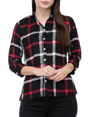 762e175ba3e Shirts For Women - Upto 70% Off