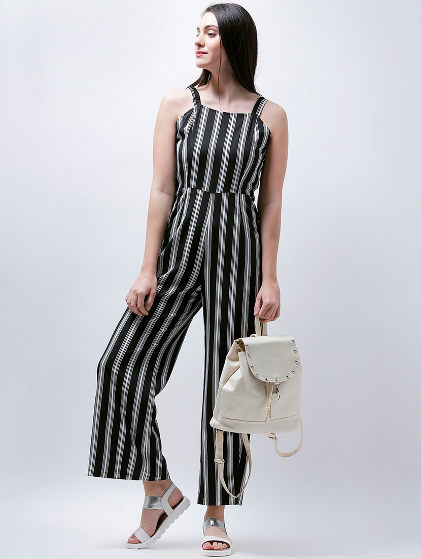 d0595d054556 Buy Striped Full Leg Cami Jumpsuit for Women from Zastraa for ₹1252 at 62%  off