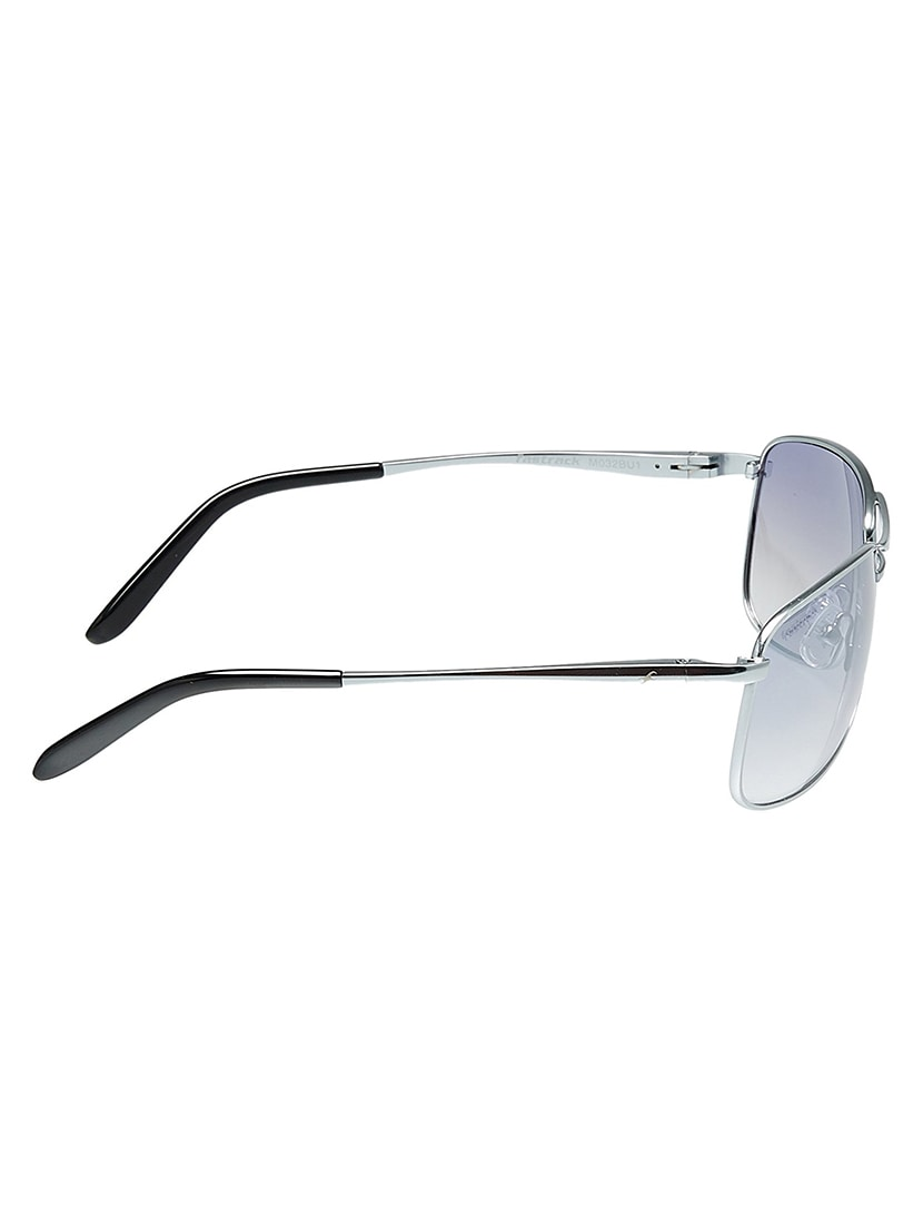 1623b01ae04 Buy Fastrack Semi-rimless Unisex Silver Sunglass - M032bu1 for Men from  Fastrack for ₹1364 at 22% off