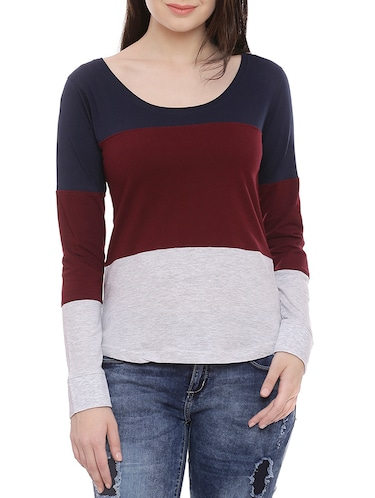 a5f807f30052 T Shirts for Women - Upto 70% Off