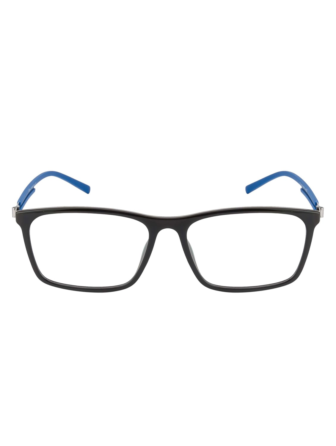 02db7702f5 Buy Ted Smith Black Unisex Wayfarer Frames by Ted Smith - Online shopping  for Men Spectacle Frames in India