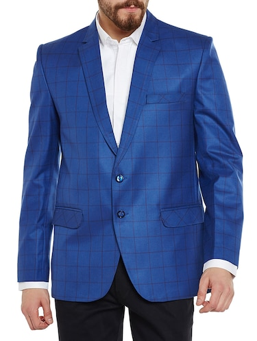 8070ae88d4 Blazers For Men | Buy Blue & Black Blazers at Limeroad