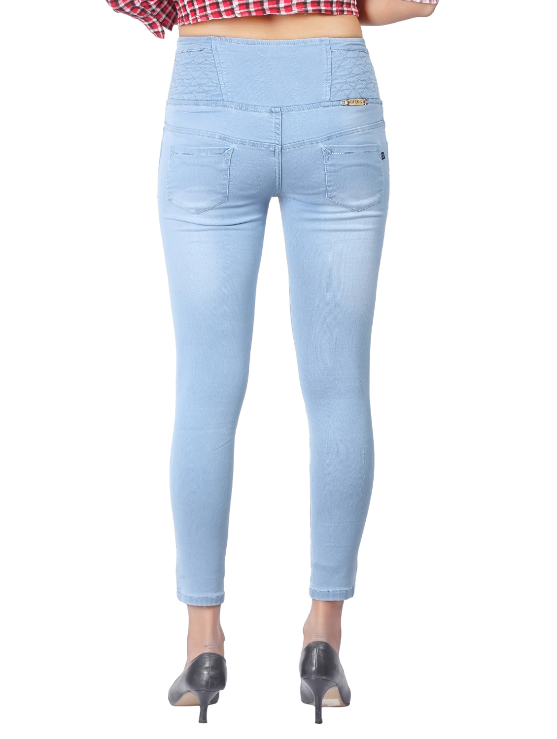 170290028a305 Buy Light Blue Denim Jeans for Women from Fck-3 for ₹1518 at 2% off ...