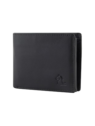 brown leather wallet - 15012735 - Standard Image - 4