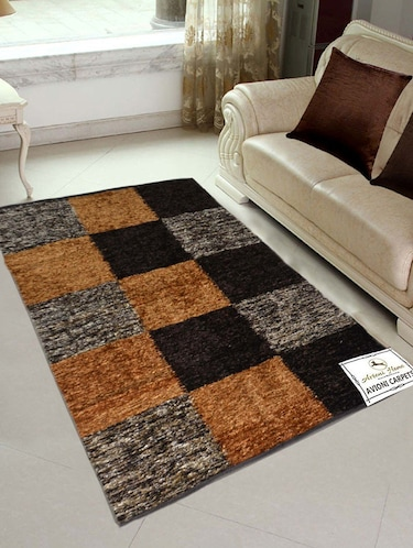 Check Fur Carpet - 15015179 - Standard Image - 1