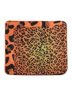 orange polyester pocketsquare - 15024021 - Standard Image - 4