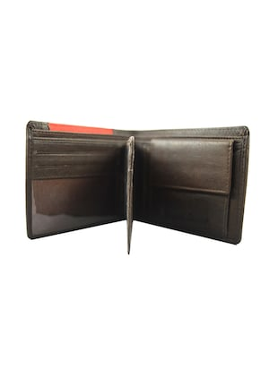 brown & red leather wallet - 15030490 - Standard Image - 4