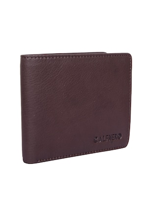brown leather wallet - 15030999 - Standard Image - 4
