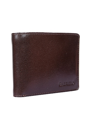 brown leather wallet - 15031007 - Standard Image - 4