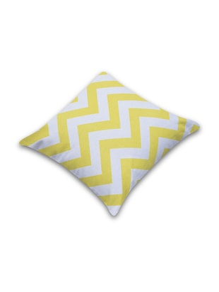 Set of 5 Cotton Cushion Covers - 15040358 - Standard Image - 4